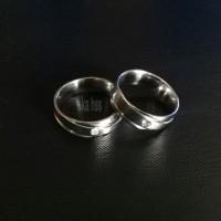 cincin titanium cincin couple single xk47