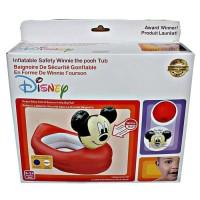 Munchkin Baby Bath Tub/Kolam Bak Mandi Anak Mickey Mouse/Kado Lahiran