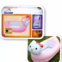 Munchkin Baby Bath Tub/Kolam Bak Mandi Anak Hello Kitty/Kado Lahiran