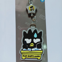 id card holder bad badtz maru