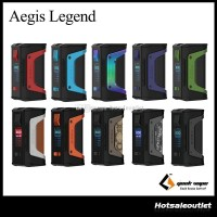 AEGIS LEGEND 200W TC MOD | AUTHENTIC MOD BY GEEKVAPE