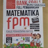 BUKU FPM FOKUS PEMANTAPAN MATERI MATEMATIKA SD KELAS 4 5 6 wr
