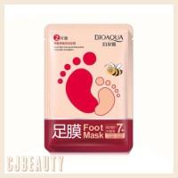 BIOAQUA Foot Mask Peeling- Bio Aqua Masker Kaki- Same Hanaka Baby Foot