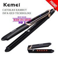 Kemei KM-2219 Catokan infra red hair crimper catokan profesional salon