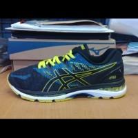 sepatu Asics Gel Nimbus 20 Yellow Blue