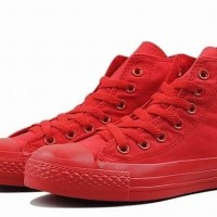 Sepatu CONVERSE ALL STAR HIGH CT II FULL RED