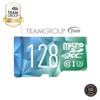 TEAMGROUP COLOR II MicroSDXC 128GB UHS-1 U3 + Adapter