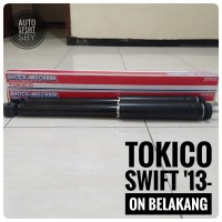 Shockbreaker / Shock Absorber Tokico Suzuki Swift Belakang