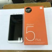 Xiaomi Redmi 5 Plus Second garansi TAM ..Ram 4 / 64GB