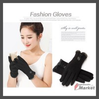 Sarung Tangan Wanita Musim Dingin Touch Screen Winter Womens Gloves
