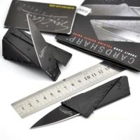 Pisau Lipat Mini kecil Kartu ATM Credit Card Sinclair knife stainless