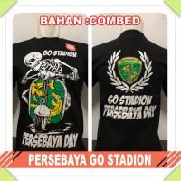 kaos baju distro bola lokal indonesia PERSEBAYA GO STADION