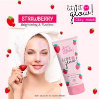 Everwhite / Ever White Strawberry Clay Mask / EVER WHITE ORIGINAL 100%