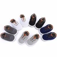 Sepatu Bayi Laki-Laki Import Prewalker Shoes Dalam Kotak