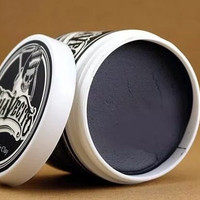 Suavecito Black Hair Clay/Color Pomade/Wax Warna Hitam