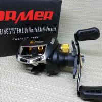 baitcasting reel ORMER omero DM20L handle kiri