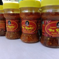 SAMBAL BAWANG BU RUDY KHAS SURABAYA