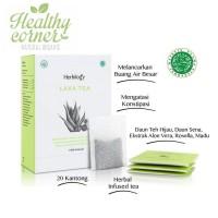 Laxa Slimming Tea Teh Diet Pelangsing 20 x Tea Bag - Herbilogy