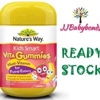 Nature's Way Kids Smart Multi Vitamin Fussy Eaters 60 Pastilles