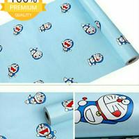 Jual Wallpaper Doraemon Sticker Di Malang Harga Terbaru 2020