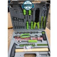 Nankai Tool kit 100 pcs Set Perkakas Murah dan Berkualitas