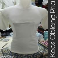 Kaos Dalaman Oblong Haji Murah