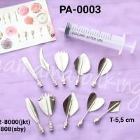 PA-0003 Pudding puding jelly decor tools art suntikan penghias puding