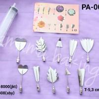PA-0004 Pudding puding jelly decor tools art suntikan penghias puding