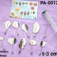 PA-0012 Pudding puding jelly decor tools art suntikan penghias puding