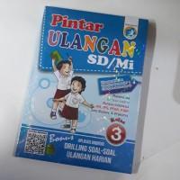 Buku Pintar Ulangan SD /Mi kelas 3