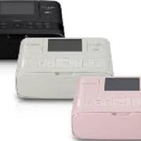 Printer Canon Selphy CP1300 + Paper Canon RP1080