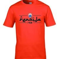 Tshirt Persija Tulisan Arab The Jack Grade Ori Lokal
