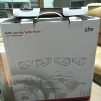 CCTV Uniview IP CAM UNV KIT 4 CAMERA NVR 301 04LB P4