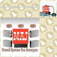 Paket Sound system Toa Ruangan New
