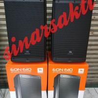 Speaker Aktif JBL EON 610 ( 10 inch ) ORIGINAL