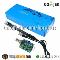 PH Sensor Module with Electrode Probe for Hydroponic Aquaponic
