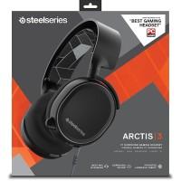 Headset Gaming Steelseries Headset Arctis 3 Black 7.1 DTS