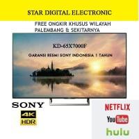 [RESMI] SONY KD-65X7000F UHD 4K Smart LED TV [65 Inch]