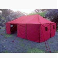 tenda komando 4x6m
