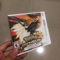 KASET NINTENDO 3DS POKEMON ULTRA SUN NEW SEGEL REG US LANGKAH