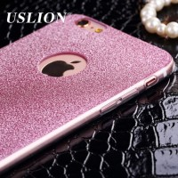 Promo!Luxury Glitter Phone Case For Apple iPhone 6 6s 7 Plus 5 5S SE