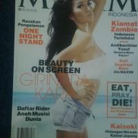 Majalah Maxim Cover Girindra