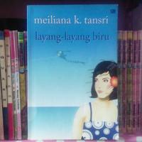 Meiliana K Tansri Novel Layang layang Biru Murah Teenlit Metropop