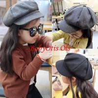 Topi Ala Anak Korea Topi Anak Detektif Korea / Korean Detective Hat