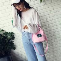 TC29 Korea Mini Single Solid Color Shoulder Bag / Tas Bahu Wanita Mini