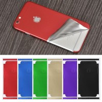 Decal Skin For iPhone 7 4.7'' inch Sticker Brushed Back Full P