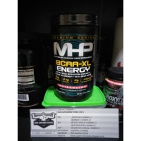 MHP BCAA XL ENERGY 30 SERVING Best quality