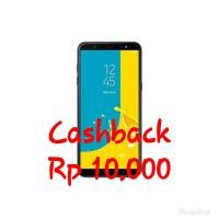 Samsung Galaxy J6 3/32 - Garansi Resmi