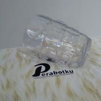 Gelas Plastik Bubble GB-0002 / Gelas Plastik Bubble