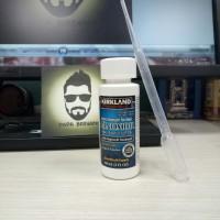 Kirkland Minoxidil - Penumbuh Rambut, Brewok dan Kumis 100% ORIGINAL